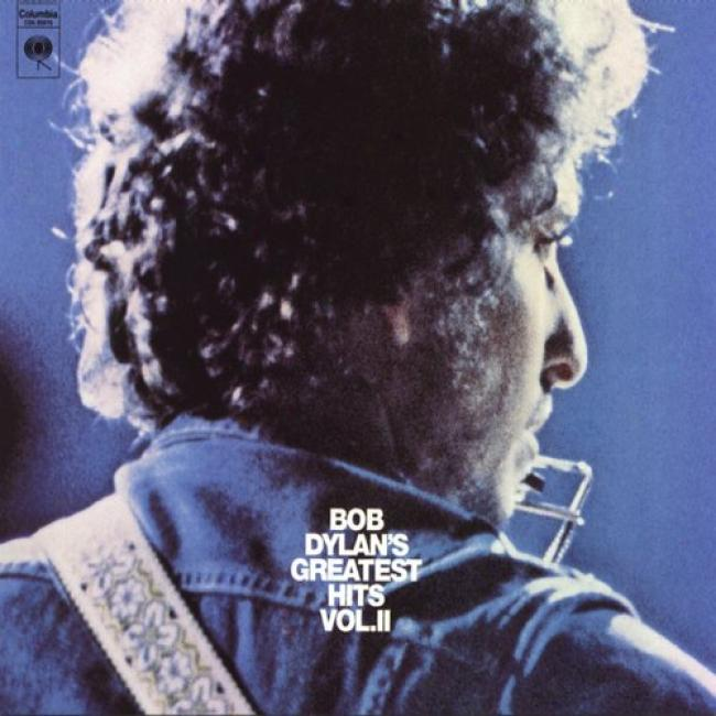 Bob Dylan's Greatest Hits, Vol.ii (2cd) (remaster)
