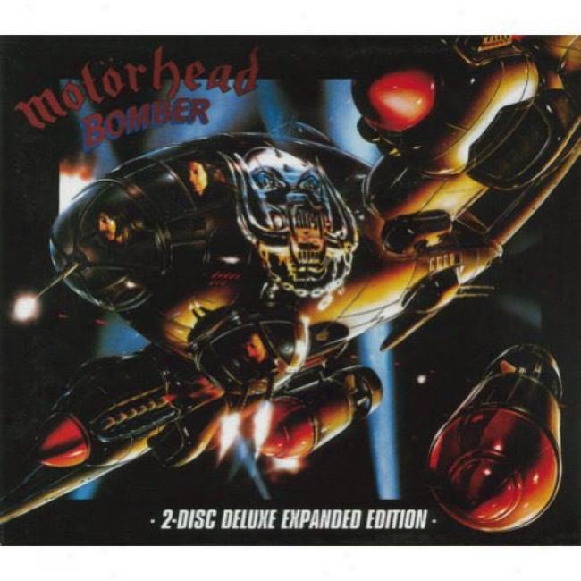 Bomber (expanded Edition) (2cd) (cd Slipcase) (rdmaster)