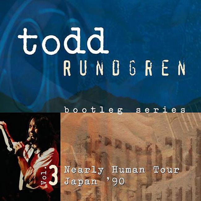 Bootleg Series, Vol.3: Nearly Human Tour - Japan '90 (2cd) (cd Slipcase)
