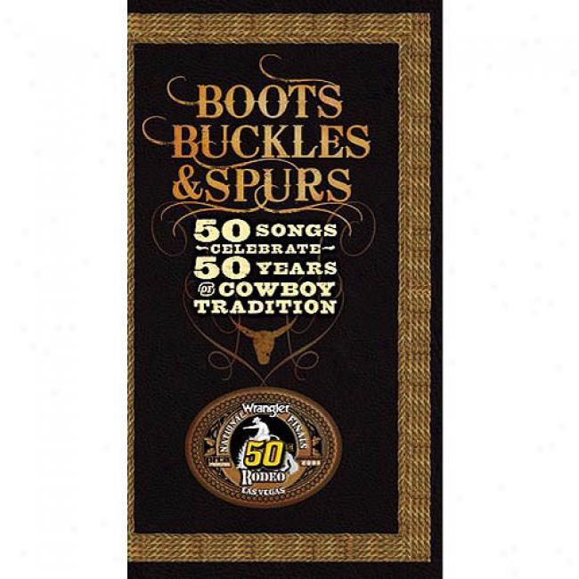 Boots, Buckles & Spurs (3 Disc Box Set) (iwth Exclusive Download)