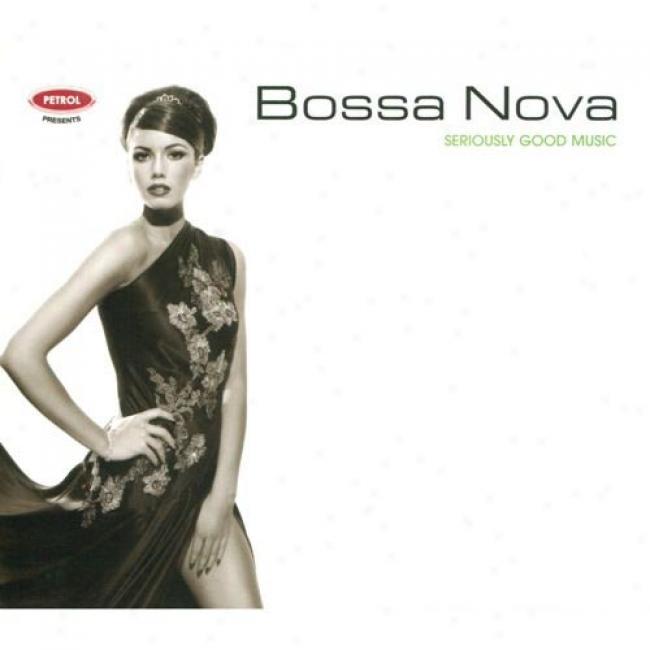 Bossa Nova: Seriously Good Music (cd Slipcase)