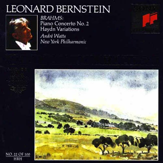Brahms: Piano Concerto No.2 - The Royal Edition No.22 (remaster)