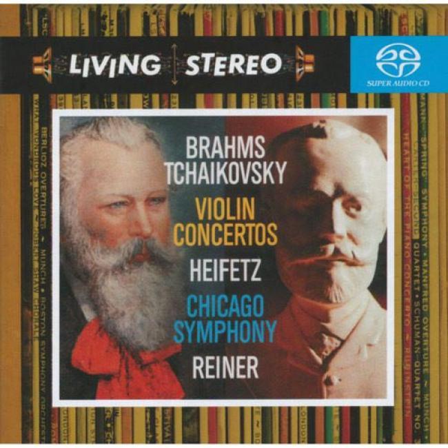 Brahms/tchaikovsky: Violin Concertos (remaster)