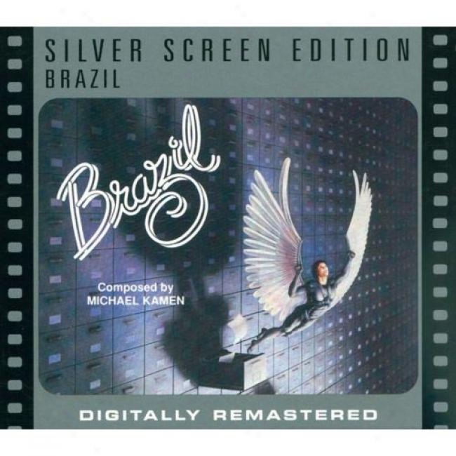 Brazil Score (silver Screen Editio)n (cd Slipcase) (remaster)