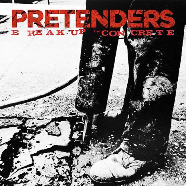Break Up The Cnocrete (special Esition) (with 2 Exclusive Bonus Tracks)