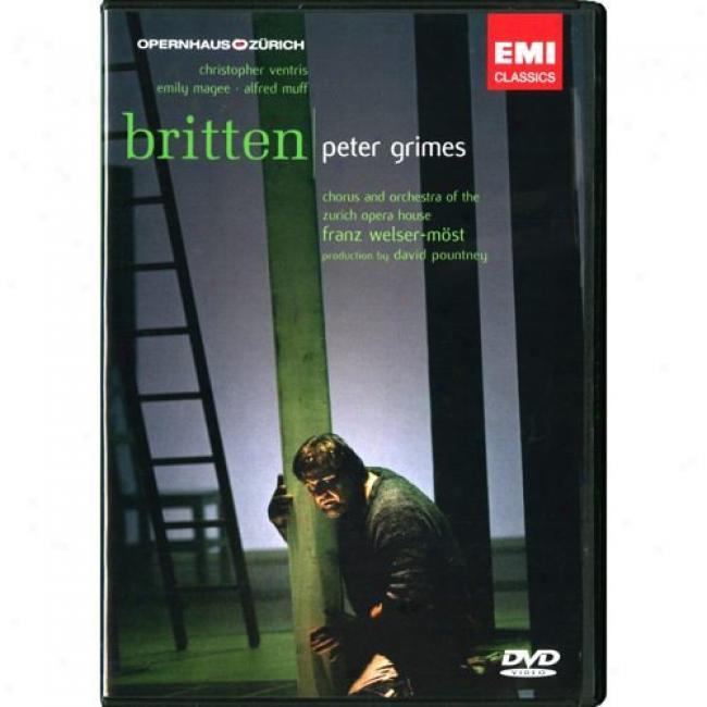 Britten: Peter Grimes (music Dvd) (amaray Case)