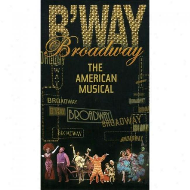Broadway: The American Musical (5 Disc Box Set)