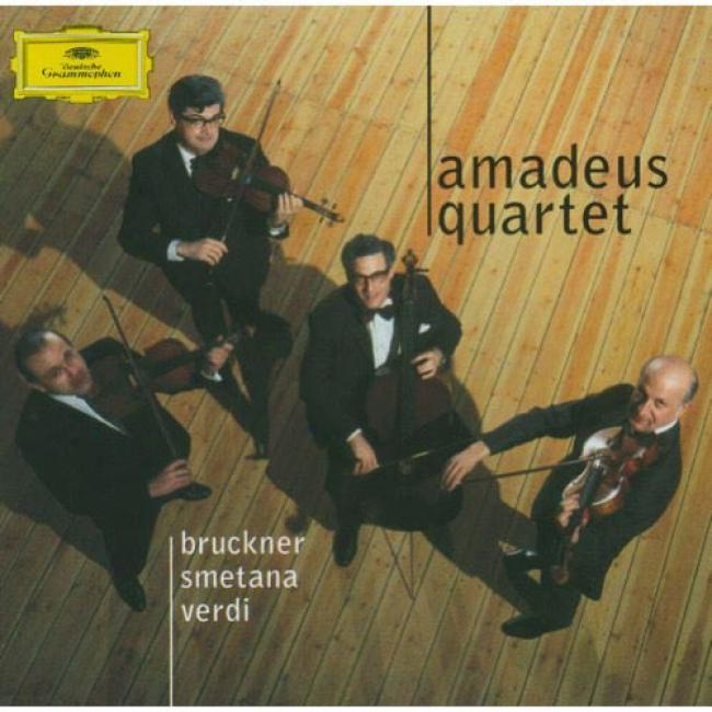Bruckner/smetana/verdi/tchaikovsky/dvorak (2cd)