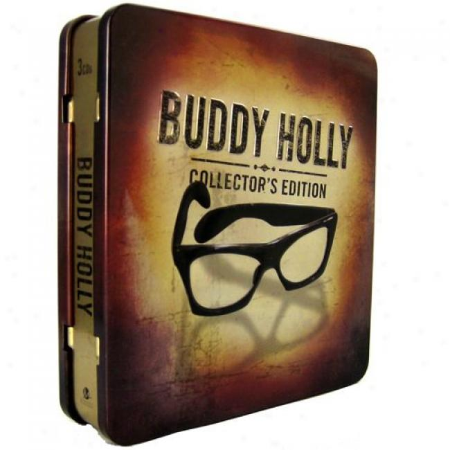 Buddy Hollly (collector's Edition) (3 Disc Box Set)