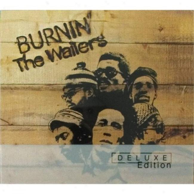 Burnin' (deluxe Edition) (2cd) (digi-pak) (cd Slipcase) (remaster)