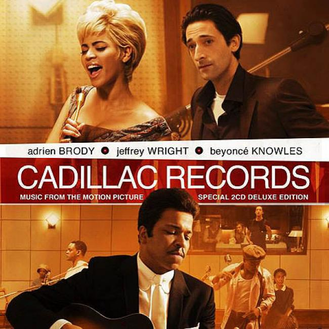 Cadillac Records Spundtrack (deluxe Edition) (2cd)