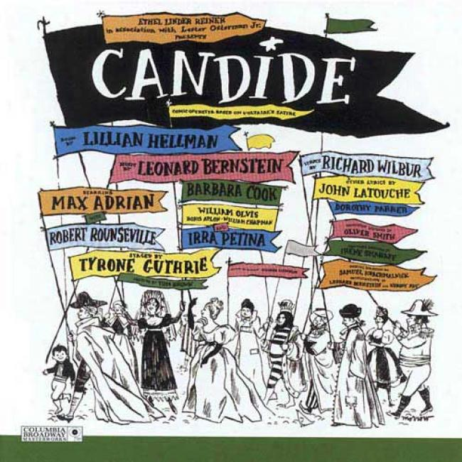 Candide Soundtrack (deluxe Edition) (remaster)