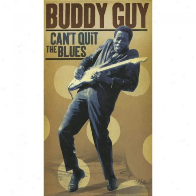 Can't Quit Th Blues (3 Disc Box Set) (includes Dvd)