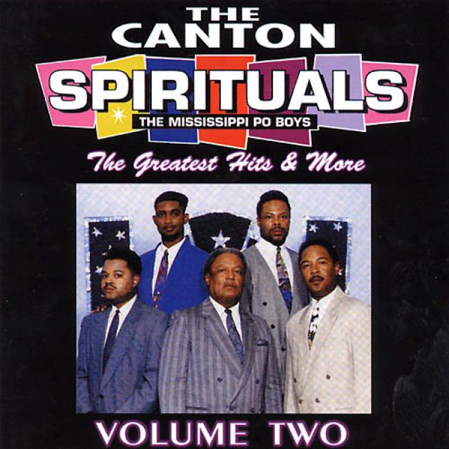 Canton Spirituals Greatest Hits And More Vol.2
