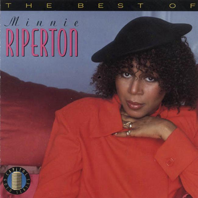 Capitol Gold: The Best Of Minnie Riperton (remaster)