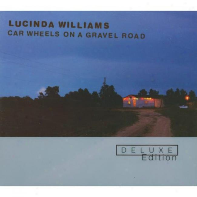 Car Wheels On A Gravel Road (deluxs Edition) (2cd) (digi-pak) (cd Slipcase