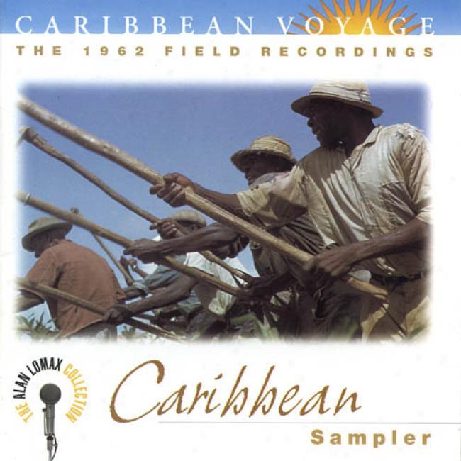 Caribbean Voyzge: Caribbean Sampler (remaster)