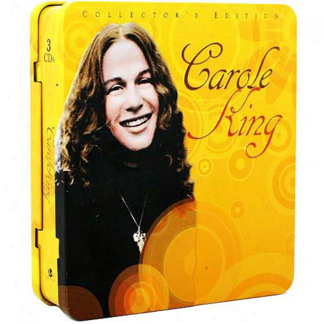 Carole King (collector's Edition) (3 Disc Box Set)