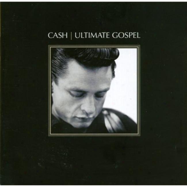 Cash: Ultimate Gospel (with Exclusive Bonus Track)