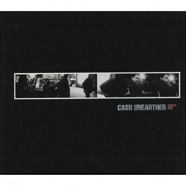 Cash Unearthed (limited Edition (5cd) (cd Slipcase)