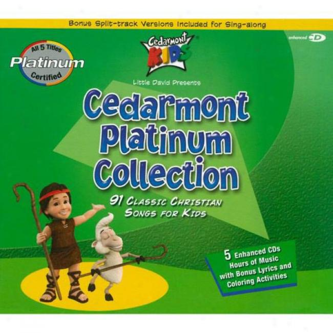Cedarmont Platinum Collection (5 Disc Box Set)