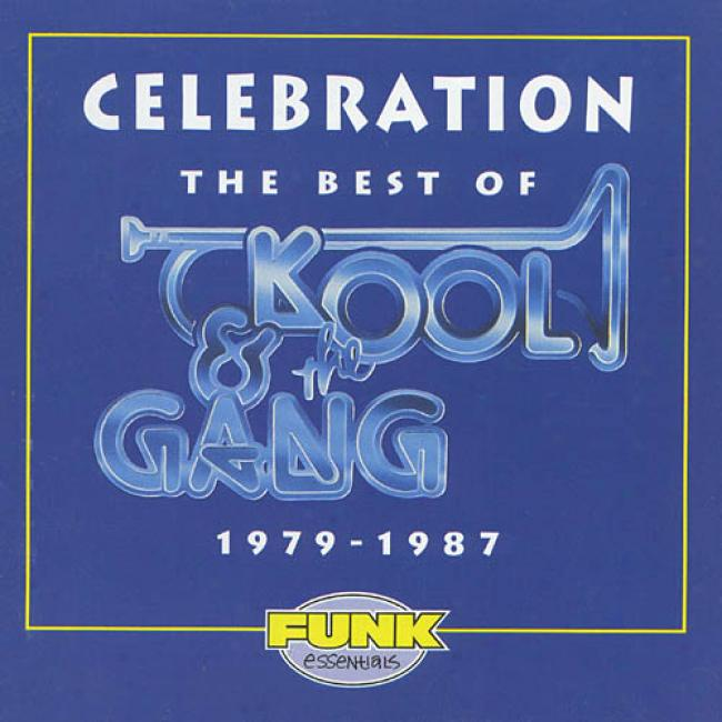 Celebration: The Best Of Kool & The Gang (1979-1987) (remaster)