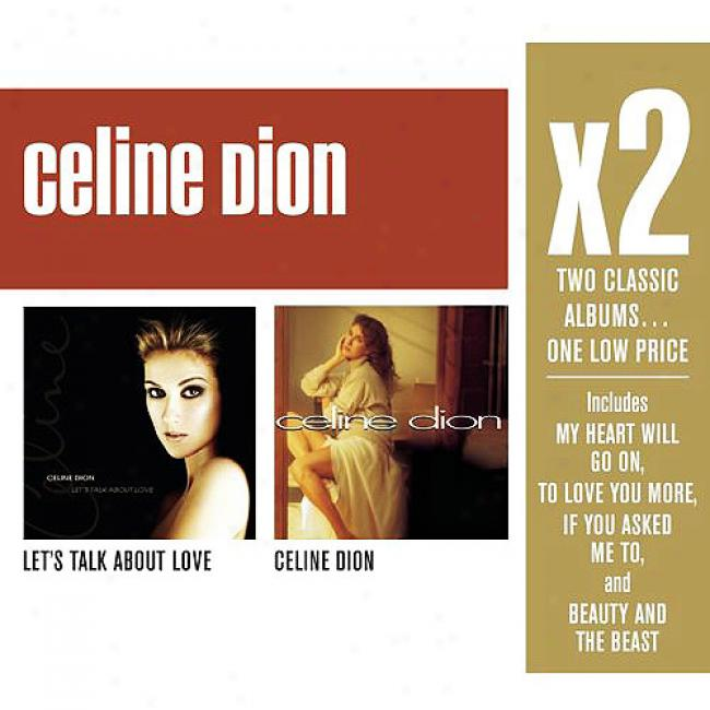 Celine Dion: X2 (2 Disc Box Set) (cd Slipcase)