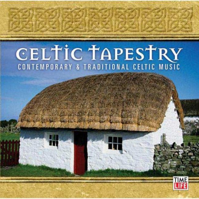 Celtic Tapestry: Contemporary & Traditional Celtic Music (2cd) (cd Slipcase)