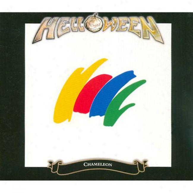 Chameleon (expanded Edition) (2cd) (cd Slipcase) (remaster)