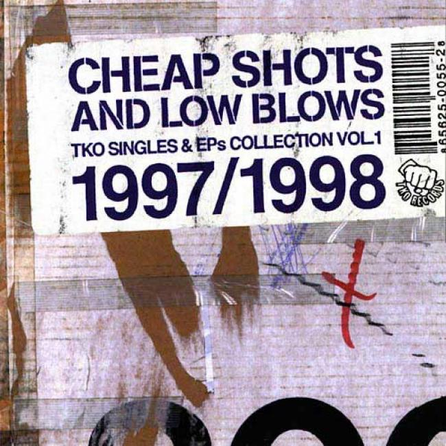 Cheap Shots And Low Blows: Tko Singles & Eps Collection Vol.1