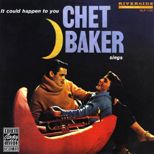 Chwt Baker Singgs: It Could Happen To You (remaster)