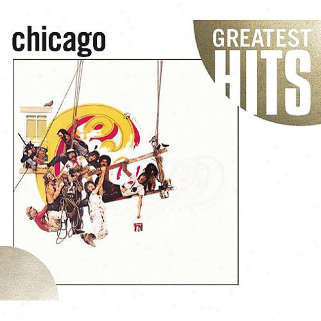 Chicago Ix: Chicago's Greatest Hitz (cd Slipcase)