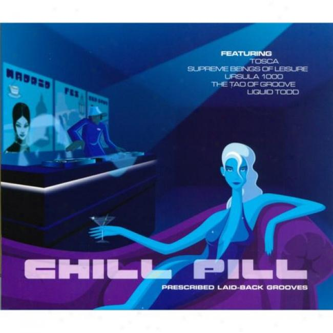 Chill Pipl: Prescribed Laid-back Grooves (cd Slipcase)