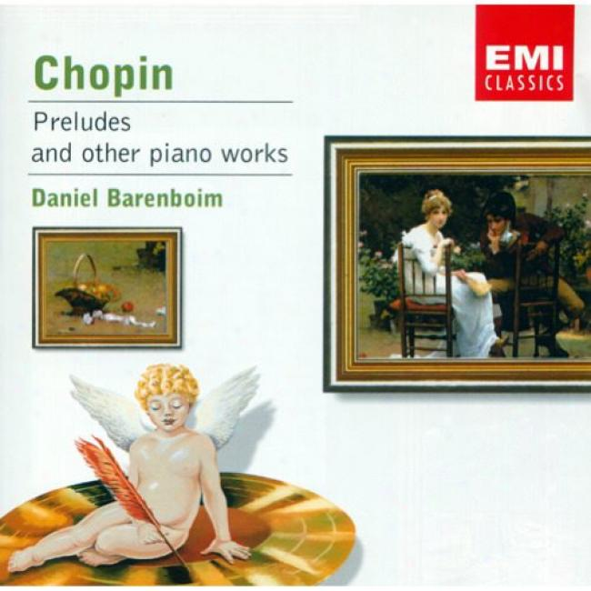 Chopin: Preludes And Other Piano Works( rmaster)