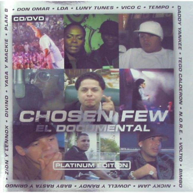 Chosen Few: El Documental (edited) (platinum Edition) (includes Dvd