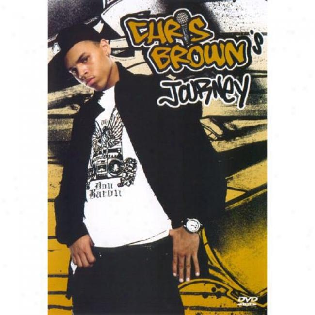 Chris Brown's Journey (music Dvd/cd) (amaray Case)