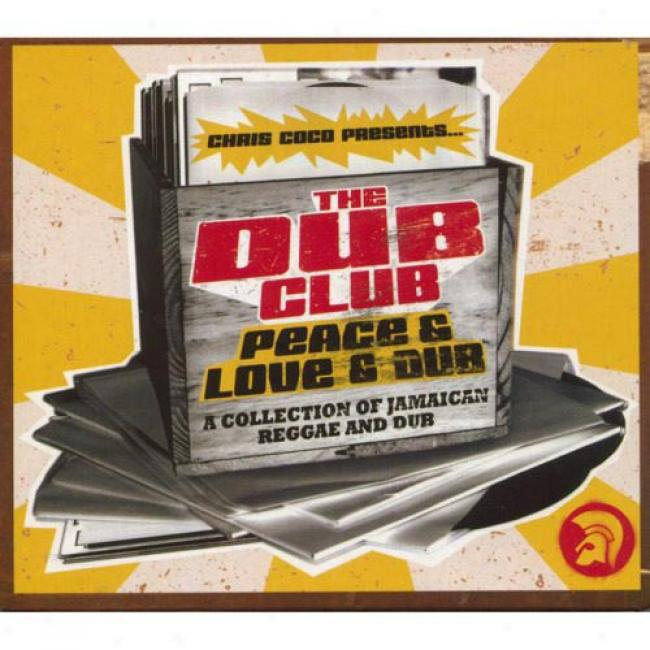 Chris Coco Presents: The Dub Club (cd Slipcase)
