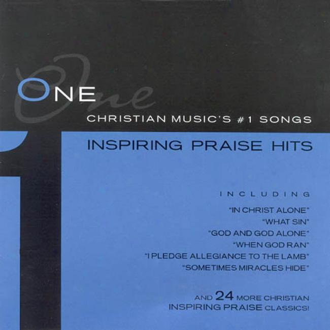Christian Music's #1 Inspiring Praise Hits (2cd)