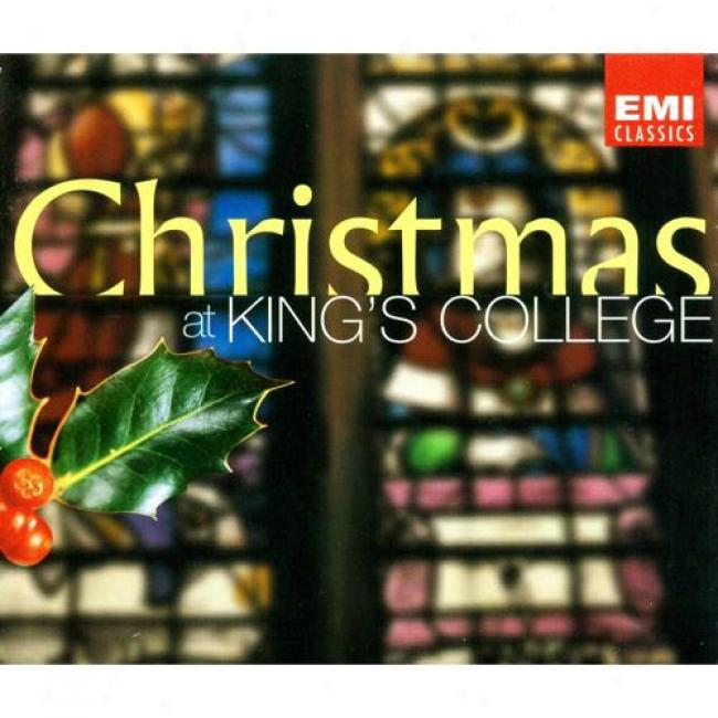 Christmas At King's College (4 Disc Box Set) (remaster)