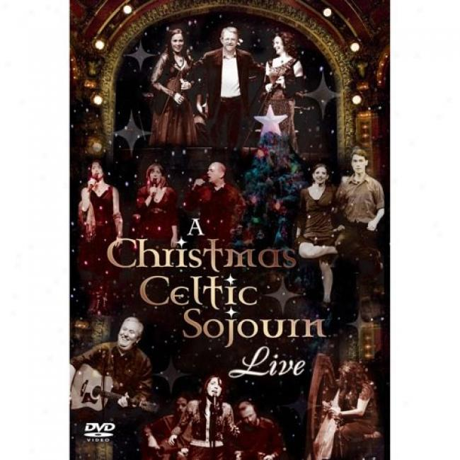 Christmas Celtic Sojourn Live (music Dvd) (amaray Case)