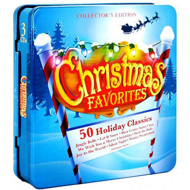 Christmas Favorites (collector's Edition) (3 Disc Box Set)
