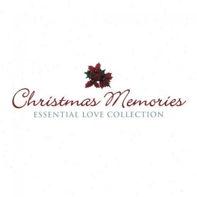 Christmas Memories Eseential Love Collection (2cd) (cd Sli0case)