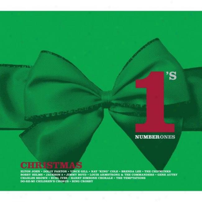 Christmas Number 1's (Attending Bioeegradable Cd Case) (rmeaster)