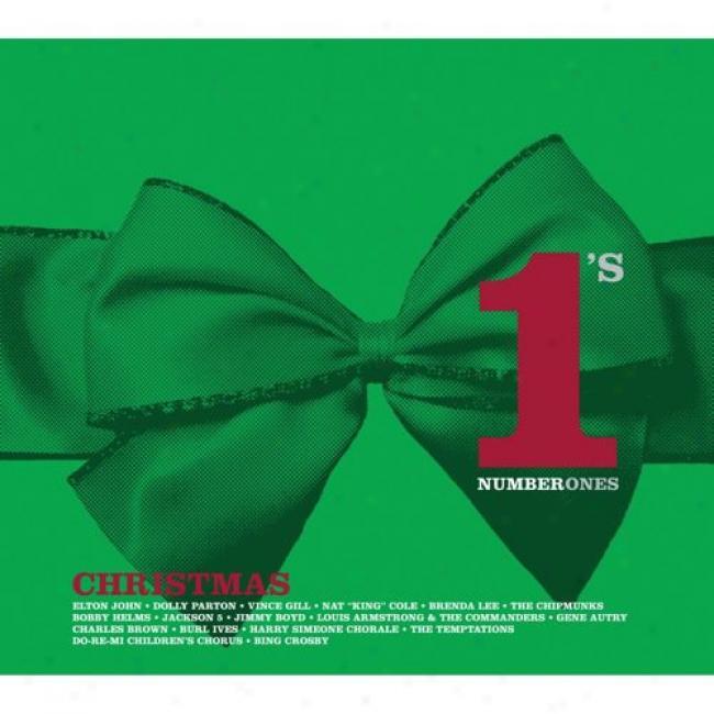 Christmas Number 1's (Attending Bioeegradable Cd Case) (rmeaster)