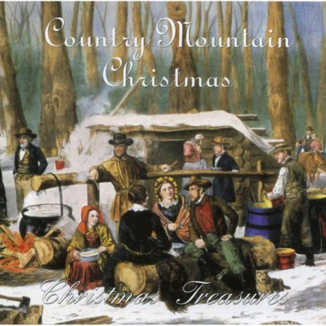 Christmas Treasures: Country Mountain Christmas