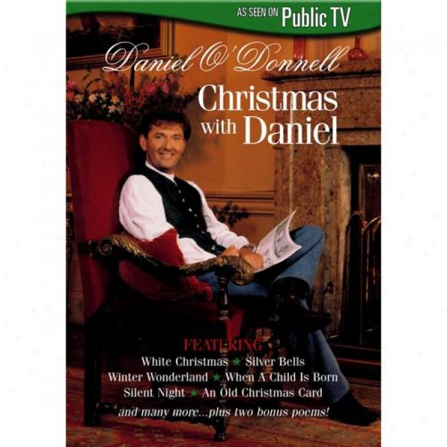 Christmas In the opinion of Dzniel (music Dvd) (amaray Case)