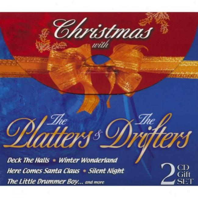 Christmas With The Platters & The Drifters (cd Slipcase)