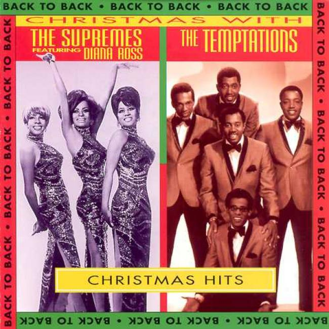 Christmas With The Supremes And The Temptations
