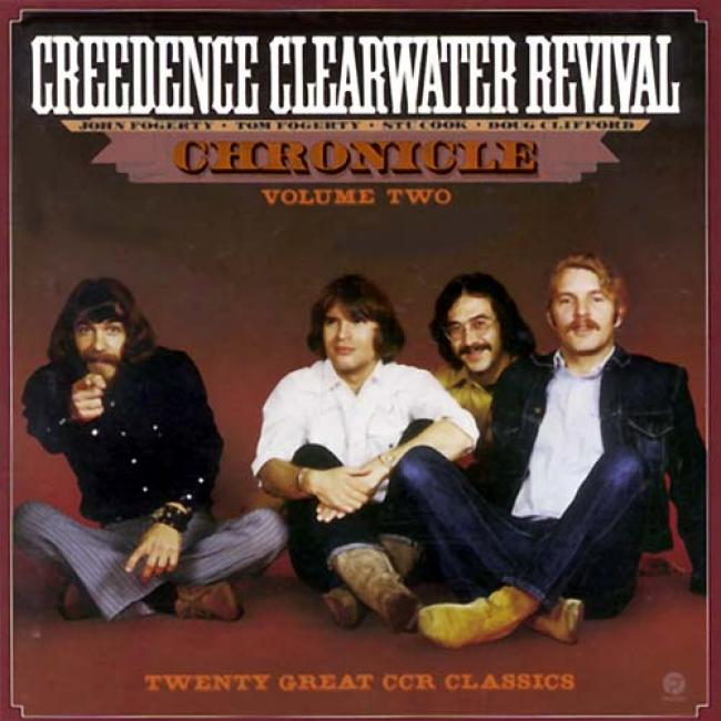 Chronicle, Vol.2: 20 Great Ccr Classicx (remaster)