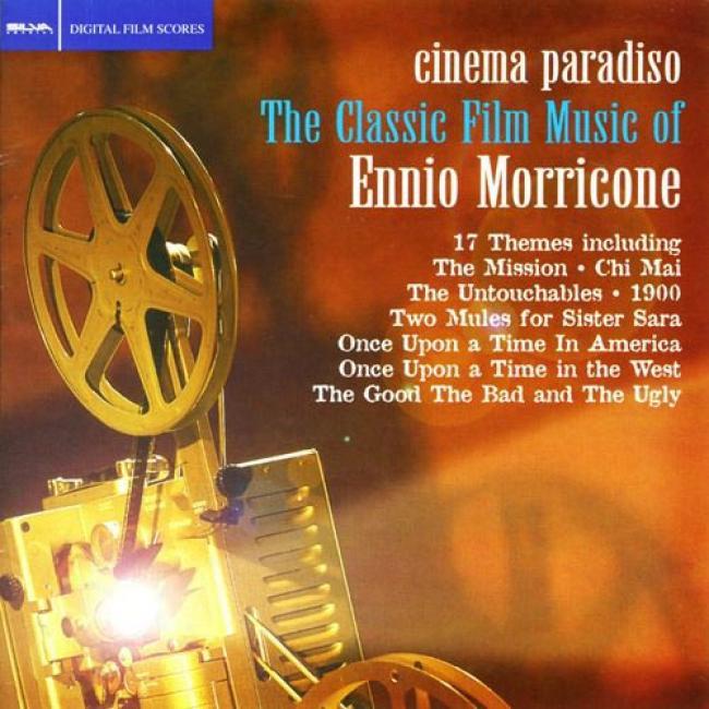 Cinema Paradiso: The Classic Film Music Soundtrack